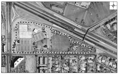 Jerry Cline Park Satellite Image