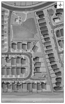 Lazy Day Park Satellite Image
