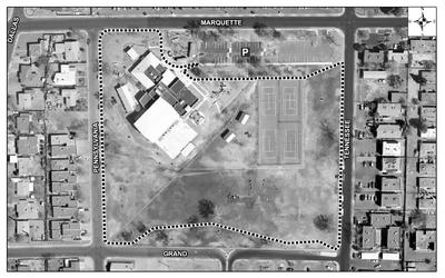 Mesa Verde Park Satellite Image