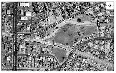 Montgomery Park Satellite Image