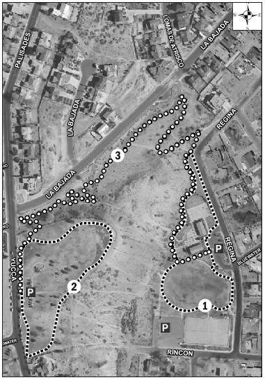 Pat Hurley Park Satellite Image