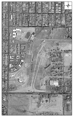 Phil Chacon Park Satellite Image