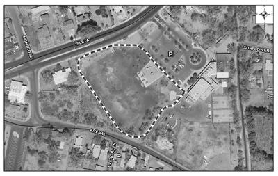 Westside Community Complex Satellite Image