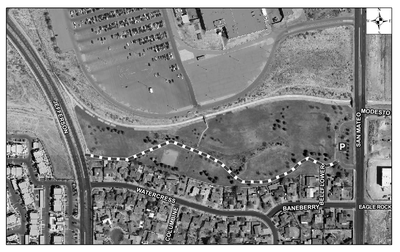Wildflower Park Satellite Image