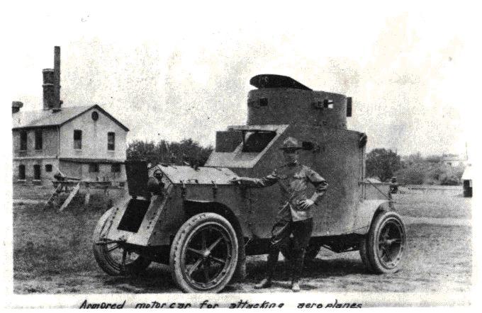 Armored Motor Car
