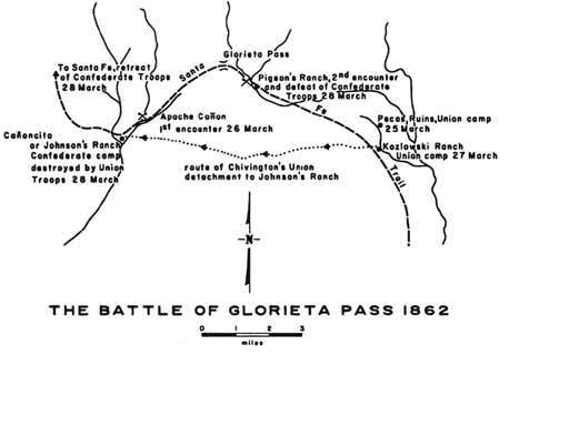 Battle of Glorieta Pass
