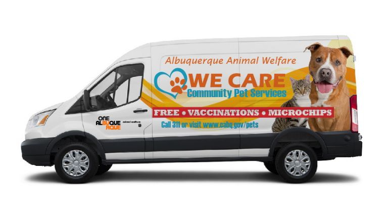 The new AWD Mobile Clinic