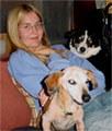 Holly, Tuki & Sacajawea