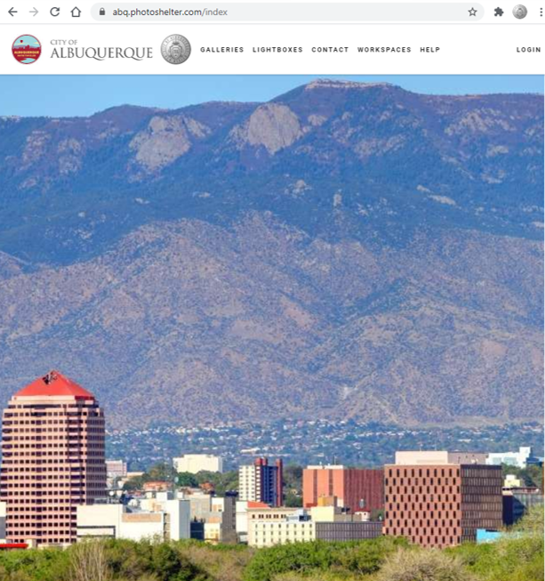 One Albuquerque Images Homepage