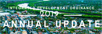 IDO Annual Update 2019: Public Review Meeting - Part 6 Administration & Enforcement