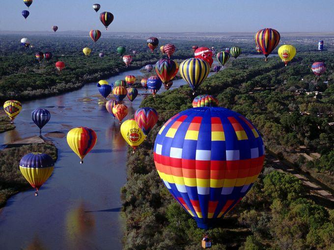 Rio Grande Balloon