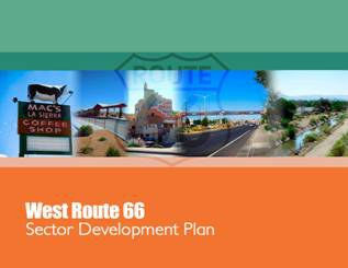 West Route 66 Sector Development Plan