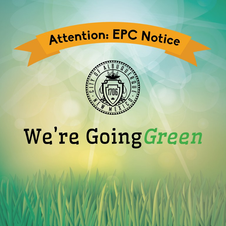 EPC Goes Paperless