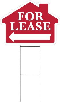 Generic For Lease Sign