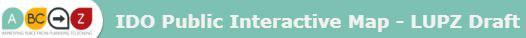 IDO Public Interactive Map Banner