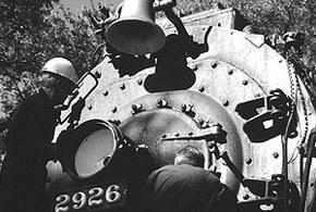 ATSF Locomotive 3