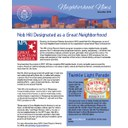 November 2016 Neighborhood News