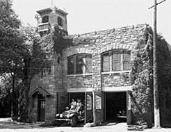 ATSF Fire Station 1