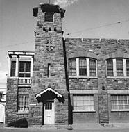ATSF Fire Station 2