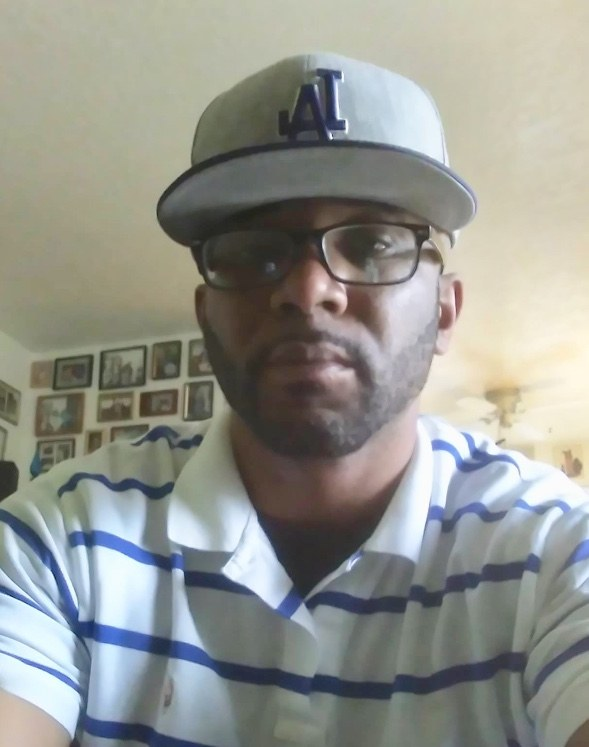 A JPEG image 2018 unsolved homicide victim Adrian Johnson.