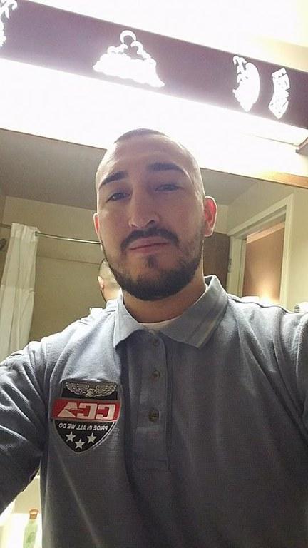 2018 unsolved homicide victim Ross Romero
