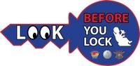 """Look before You Lock"""