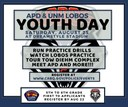 Albuquerque Police / UNM Lobo Football Youth Day!