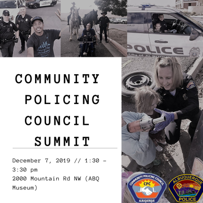 Community Policing Council Summit
