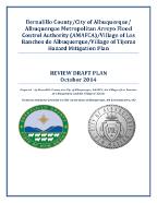 2014 Bernalillo County FEMA Cover