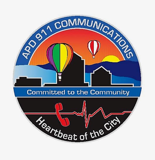 911 Communications Team Logo