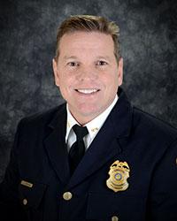 Commander Joe Christman
