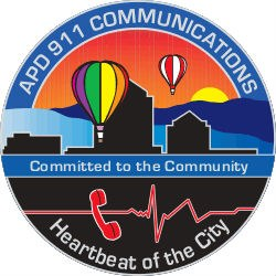 ABQ 911 Communications Logo