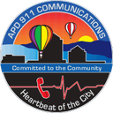 ABQ 911 Communications Logo - Transparent