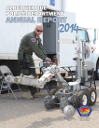 Albuquerque Police Annual Report: 2014 - Cover