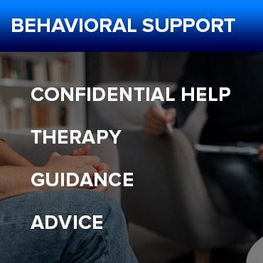 Behavior Support Services Button