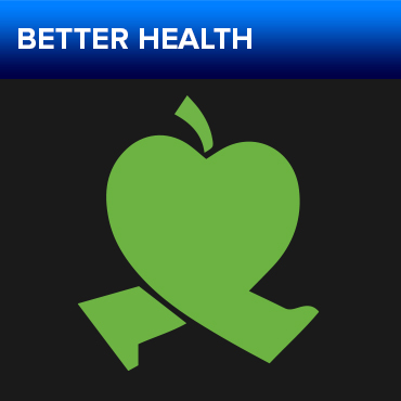 APD Officer Wellness Better Health Button