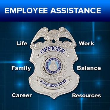 Employee Assistance Program Button