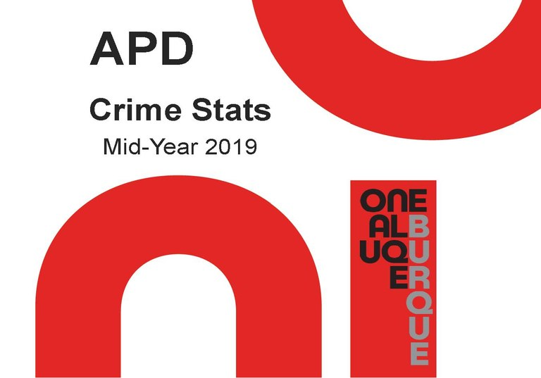 APDCrime Stats Mid-Year 2019