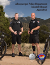 April 2015 Monthly Report: Cover