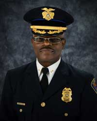 Commander Kevin Rowe
