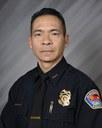 Deputy Chief of Police Eric Garcia