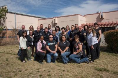 A jpg of an APD team group photo.