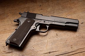 Semi-Auto Firearm