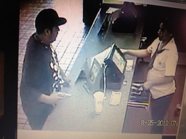 October 2012 Serial Robber 2