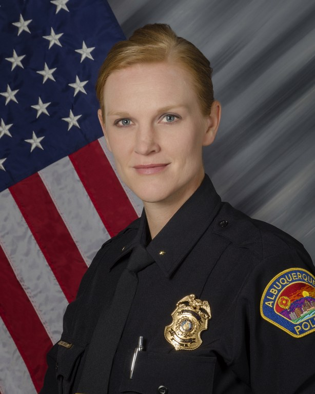 A JPEG of Deputy Chief of Staff Elizabeth Armijo.