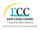 A jpeg of RCCNM Rape Crisis Center of New Mexico logo.