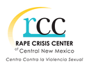 A jpeg of RCCNM Rape Crisis Center of New Mexico logo.