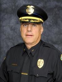 Commander Steve Warfield