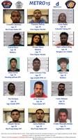 APD Arrests Metro 15 Offender: Gabriel Reyes