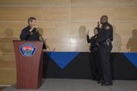 APD Chief Geier Announces 19 Promotions, 2 New Commanders